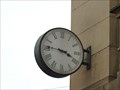 Image for Clock at the Postgallerie building in Speyer - RLP / Germany