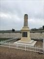 Image for Monument aux Morts (Marçay, Centre, France)