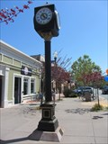 Image for Rotary Clock - Novato, CA