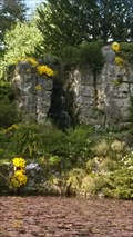 Image for Wasserfall in der Flora - Köln - NRW - Germany