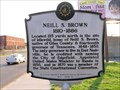 Image for Neill S. Brown 1810-1886 - Historical Commission of Metropolitan Nashville and Davidson County