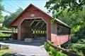 Image for OLDEST Surviving - Creamery Covered Bridge - Brattleboro VT