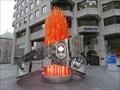 Image for La Flamme Olympique - The Olympic Flame - Montréal, Québec
