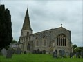 Image for Church of St Mary and All Saints - Willoughby-on-the-Wolds, Nottinghamshire, UK