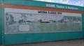 Image for Flood mural - Moora, Western Australia