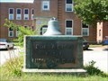 Image for Original Ludlow High School Bell - Ludlow, MA