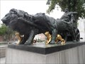 Image for Chariot Lions  -  Vienna, Austria