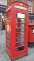 Image for Red Telephone Box - Carlton Street - Nottingham, Nottinghamshire