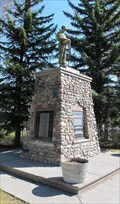 Image for Coleman Legion Cenotaph - WWI - Coleman, Alberta