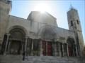 Image for Chemins de Saint-Jacques-de-Compostelle en France-  ancienne abbatiale Saint-Gilles-du-Gard, Gard, Languedoc-Roussillon,ID=868 - 034