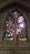 Image for William Frederick Willes Attye window - St James - Snitterfield, Warwickshire