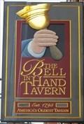 Image for The Bell in Hand Tavern - Satellite Oddity - Boston, Massachusetts, USA.