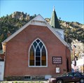 Image for United Center Idaho Springs, Methodist Episcopal Church, Idaho Springs, CO