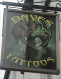 Image for Daves Tattoos, High Street, Town Center, Bangor, Gwynedd, Wales, UK