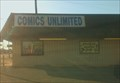 Image for *RETIRED* Comics Unlimited - Evansville, IN