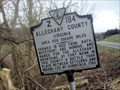 Image for Alleghany County Virginia / West Virginia