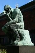 Image for Grubleren (The Thinker) - Auguste Rodin - Copenhagen, Denmark