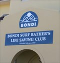 Image for Oldest - Active Surf Lifesaving Club in the World - Bondi Beach, Australia
