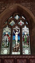 Image for Stained Glass Window - St Peter & St Paul - Oxton, Nottinghamshire