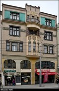 """Image for Dum c.p. 110 """"U Lva"""" / House N° 110 """"At the Lion"""" - Trída Míru (Pardubice, East Bohemia)"""
