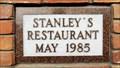 Image for 1985 - Stanley's Restaurant - Grand Forks, BC