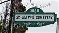 Image for St. Mary's Cemetery - Heatherton, NS