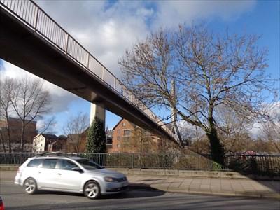 Frankwell Footbridge - Shrewsbury