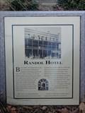 Image for Randol Hotel - Ardmore, OK