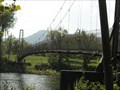 Image for Ped Suspension Bridge - Riverfront Park - Kingsport, TN