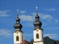 Image for Glockentürme, Pfarrkirche Mariä Lichtmeß - Aschau im Chiemgau, Lk Rosenheim, Bayern, D