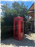 Image for Red Telephone Box - Grabenstraße, Heidenheim, BW, Germany