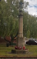 Image for Combined WWI and WWII memorial - East Leake, Nottinghamshire