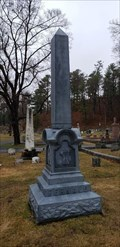 Image for Fernald - Mount Hope Cemetery, Bangor, Maine