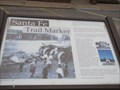 Image for Santa Fe Trail Marker - New Franklin, Missouri