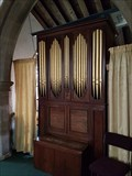 Image for Church Organ - St Helen - Colne, Cambridgeshire