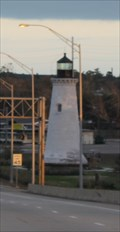 Image for Round Island Lighthouse --Pascagoula MS