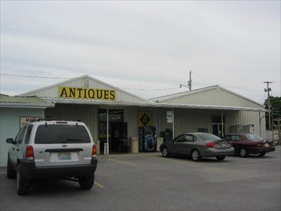 Fayetteville Antique Mall - building 4