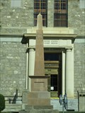 Image for Kit Carson Obelisk -  Santa Fe, NM