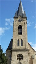 Image for Glockenturm der Christuskirche Bad Breisig - RLP - Germany