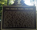 Image for The Indian Wars, 1790-1795 - Waterville, OH