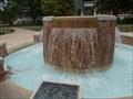 Image for Honor Plaza Fountain - Ada, OK