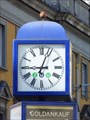 Image for Town Clock Bischofsplatz - Bonn, NRW, Germany