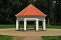 Image for Gazebo in the garden of the Milotice castle, Czech republic