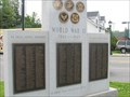 Image for World War II Memorial - Essex junction, VT