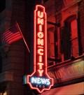 Image for Union City News - Neon - Orlando, Florida, USA.