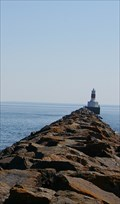 Image for Presque Isle Harbor Light - Marquette MI