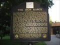 Image for Iron Range Historical Marker – rural Cloquet, MN