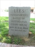 Image for Lee's Headquarters - Spotsylvania Courthouse VA