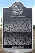 Image for Poynor Cemetery