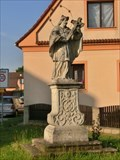 Image for St. John of Nepomuk // sv. Jan Nepomucký - Dalešice, Czech Republic